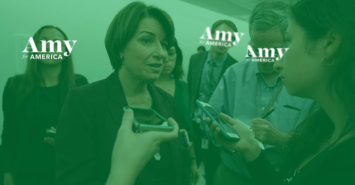 Amy's Confident But Approachable Serif Logo